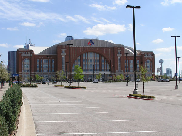 American Airlines Center - Dallas, TX  - Etats-Unis