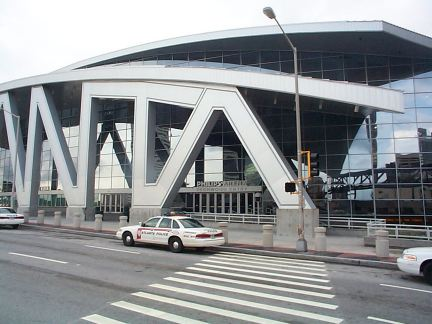 Philips Arena - Atlanta, GA - Etats-Unis