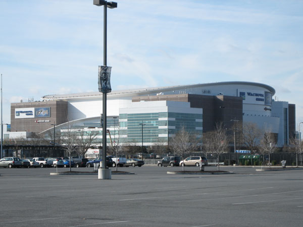 Wachovia Center - Philadelphie, PA - États-Unis