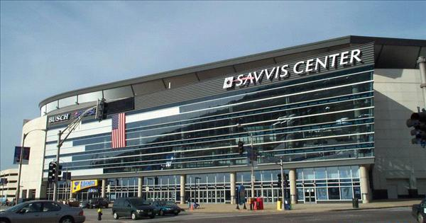 Scottrade Center - St-Louis - Etats-Unis