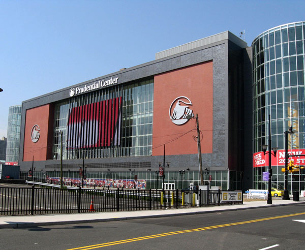 Prudential Center - Newark, NJ - Etats-Unis