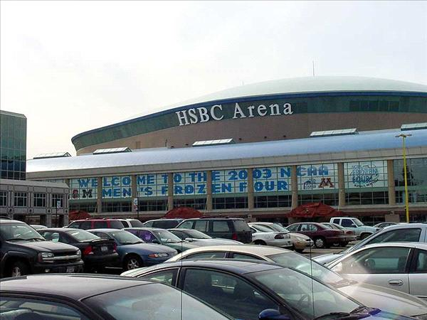 First Niagara Center - Buffalo, NY - Etats-Unis