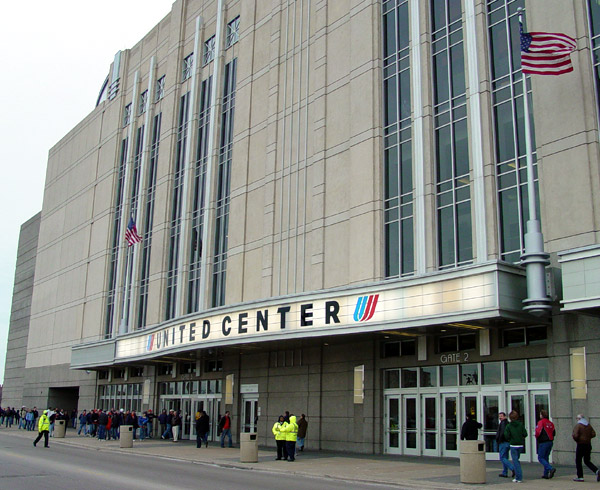 United Center - Chicago - Etats-Unis