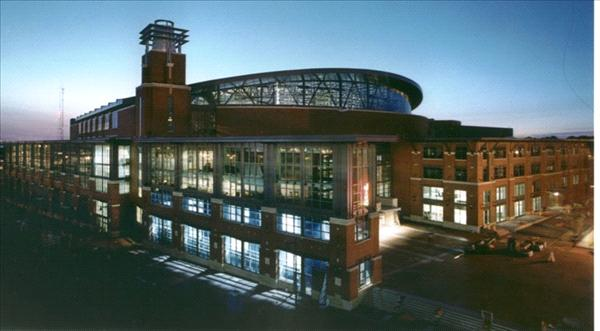 Nationwide Arena - Columbus, OH - États-Unis